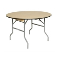 Rental store for 30  ROUND TABLES, W LEGS in Hamilton NJ