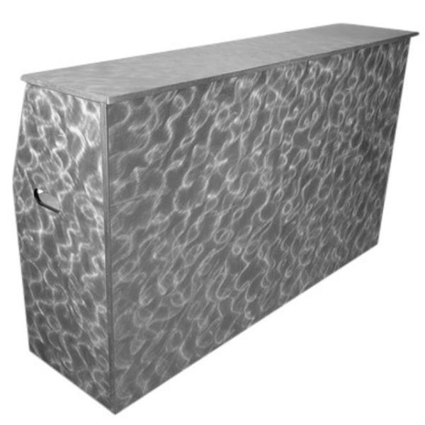 Where to find BAR 6  CRUSHED ALUMINUM W BAG in Hamilton