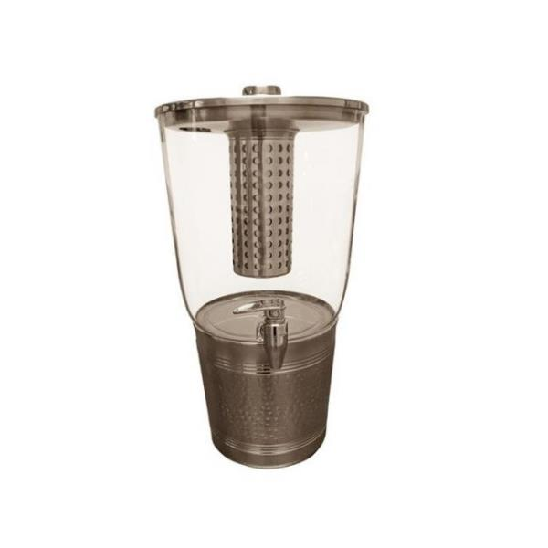 Where to find BEVERAGE DISPENSER CLEAR 3 GAL. in Hamilton